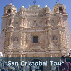 SanCristobal Tour
